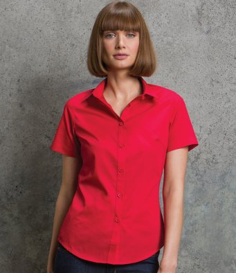 Kustom Kit Ladies BlouseT-shirt