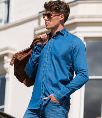 So Denim men's shirt
