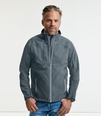 Russell 410M softshell jacket