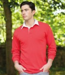 Henbury FR100 men's rugby shirt