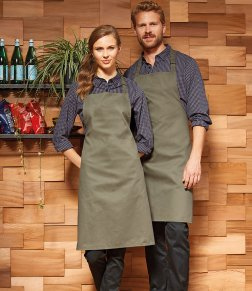 hospitality and catering aprons
