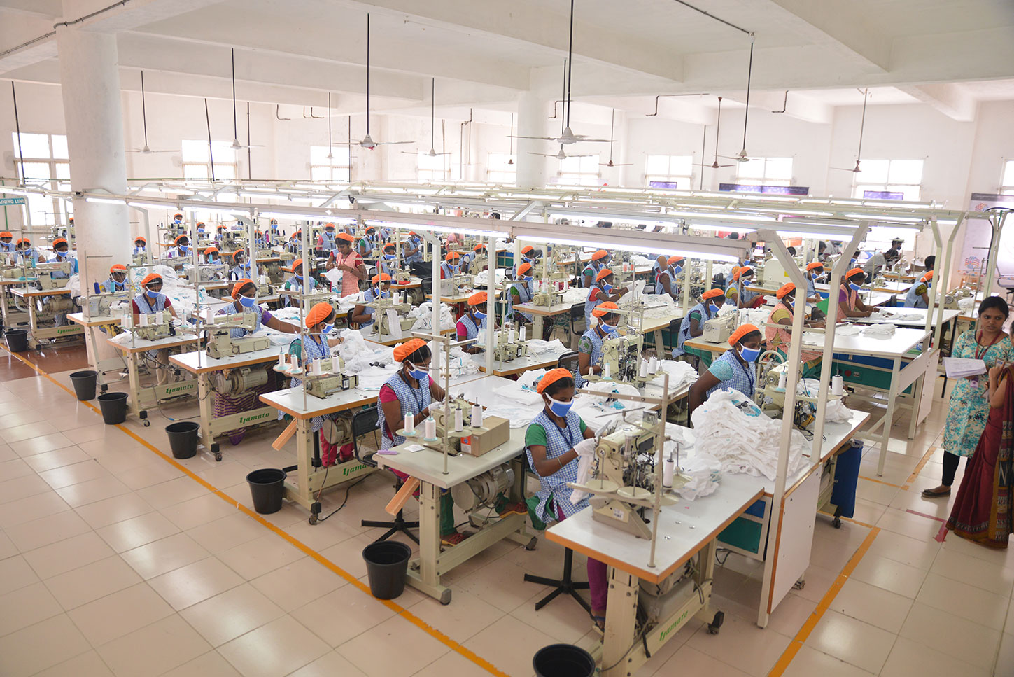 Made-to-order garment manufacturing