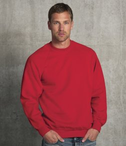 mens sweatshirts with printed or embroidered logos